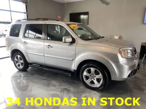 2013 Honda Pilot for sale at Crossroads Car & Truck in Milford OH
