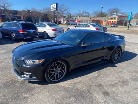 2015 Ford Mustang for sale at BWK of Columbia in Columbia SC