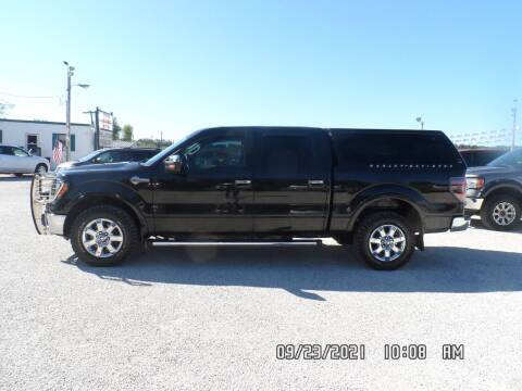 2013 Ford F-150 for sale at Town and Country Motors in Warsaw MO