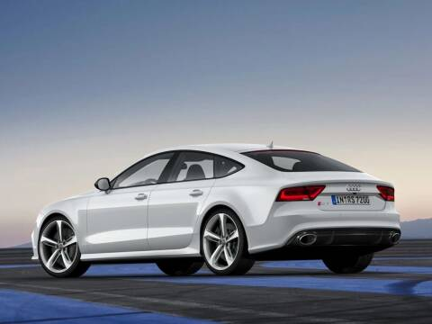 2014 Audi RS 7 for sale at Mercedes-Benz of North Olmsted in North Olmstead OH