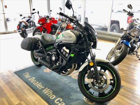2017 Kawasaki EN650EHFL for sale at Richardson Sales & Service in Highland IN