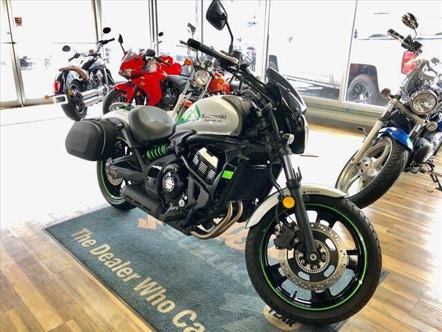 2017 Kawasaki EN650EHFL for sale at Richardson Sales & Service in Highland IN