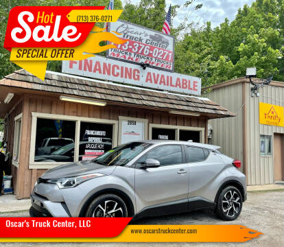 2018 Toyota C-HR for sale at Oscar's Truck Center, LLC in Houston TX
