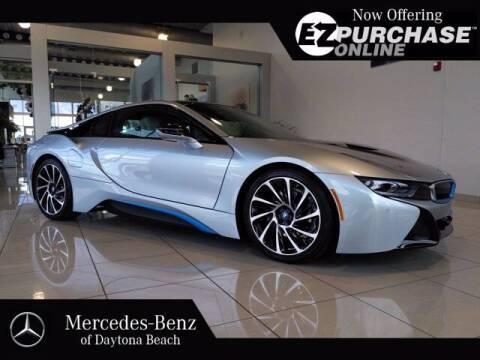 2015 BMW i8 for sale at Mercedes-Benz of Daytona Beach in Daytona Beach FL
