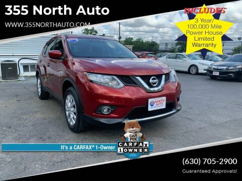 2016 Nissan Rogue for sale at 355 North Auto in Lombard IL