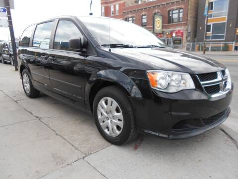 2016 Dodge Grand Caravan for sale at Metropolitan Automan, Inc. in Chicago IL