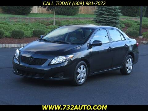 2011 Toyota Corolla for sale at Absolute Auto Solutions in Hamilton NJ