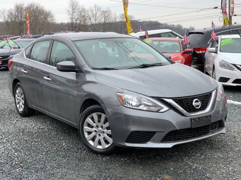 2018 Nissan Sentra for sale at A&M Auto Sales in Edgewood MD