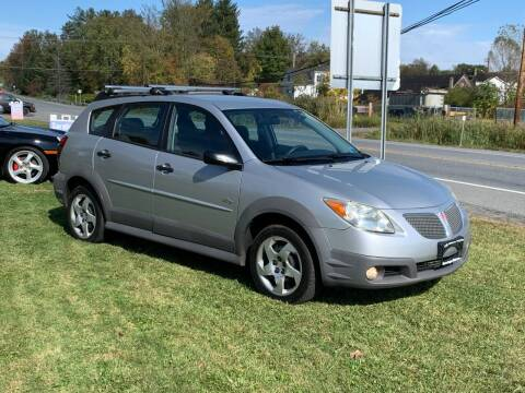 2005 Pontiac Vibe for sale at Saratoga Motors in Gansevoort NY