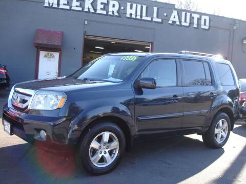 2011 Honda Pilot for sale at Meeker Hill Auto Sales in Germantown WI