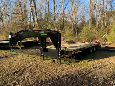 2021 New Carry-On 8.5x25 Gooseneck 20k Trailer for sale at Tripp Auto & Cycle Sales Inc in Grimesland NC