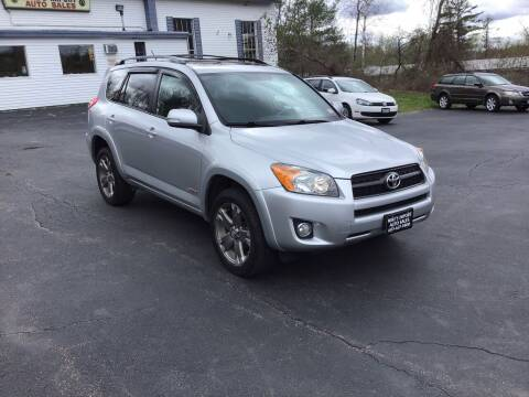2011 Toyota RAV4 for sale at Mikes Import Auto Sales INC in Hooksett NH