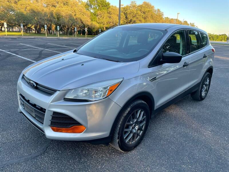 2013 Ford Escape for sale at Central Motor Company in Austin TX
