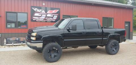 2006 Chevrolet Silverado 1500 for sale at SS Auto Sales in Brookings SD