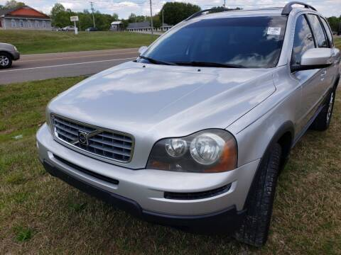 2007 Volvo XC90 for sale at Scarletts Cars in Camden TN