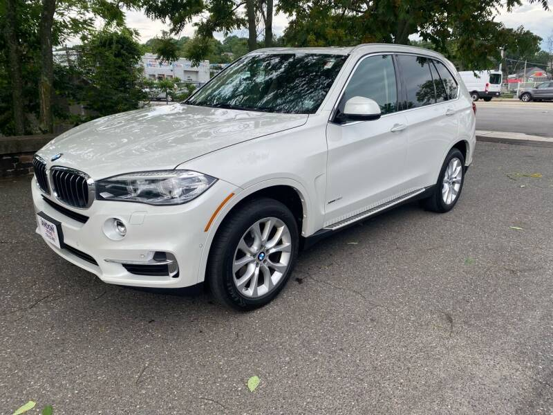 2015 BMW X5 for sale at ANDONI AUTO SALES in Worcester MA
