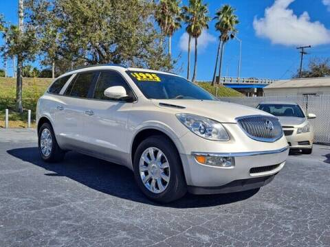 2011 Buick Enclave for sale at Select Autos Inc in Fort Pierce FL