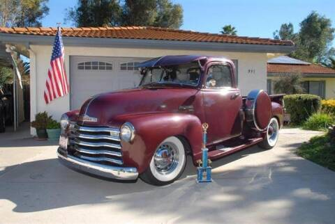 1953 Chevrolet 3100 for sale at Haggle Me Classics in Hobart IN