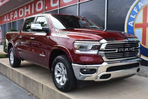 2019 RAM Ram Pickup 1500 for sale at Alfa Romeo & Fiat of Strongsville in Strongsville OH