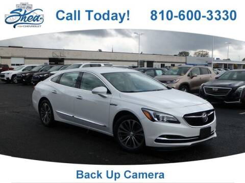 2017 Buick LaCrosse for sale at Erick's Used Car Factory in Flint MI