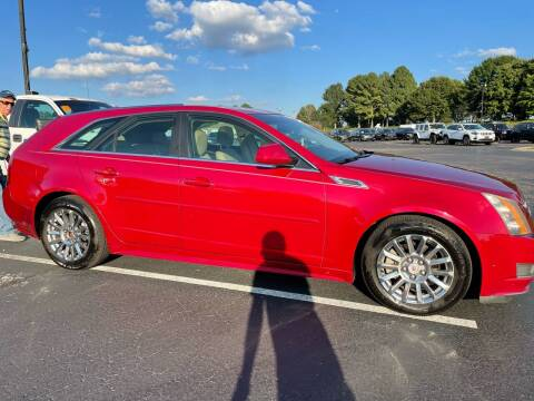 2010 Cadillac CTS for sale at COUNTRYSIDE AUTO SALES 2 in Russellville KY