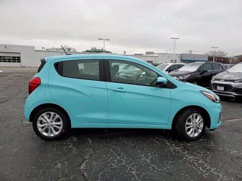 2021 Chevrolet Spark for sale at Hawk Chevrolet of Bridgeview in Bridgeview IL