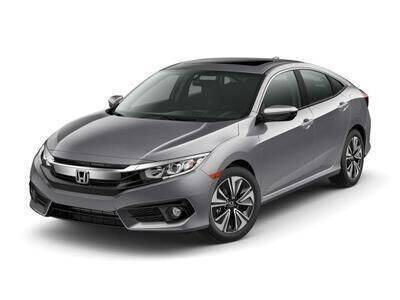 2016 Honda Civic for sale at Michael's Auto Sales Corp in Hollywood FL