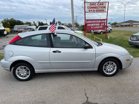 2006 Ford Focus for sale at OKC CAR CONNECTION in Oklahoma City OK