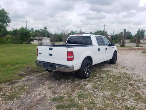 2004 Ford F-150 for sale at NOTE CITY AUTO SALES in Oklahoma City OK