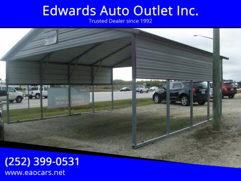 2021 Steel Buildings and Structures 20W x 21L x 8H Boxed Eave for sale at Edwards Auto Outlet Inc. in Wilson NC