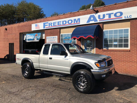 2003 Toyota Tacoma for sale at FREEDOM AUTO LLC in Wilkesboro NC