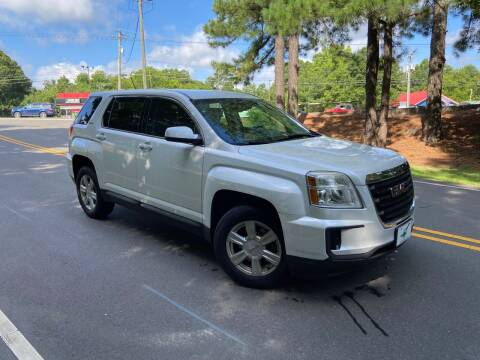 2016 GMC Terrain for sale at THE AUTO FINDERS in Durham NC