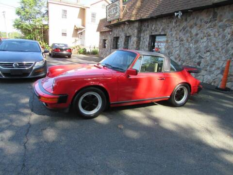 1984 Porsche 911 for sale at Nutmeg Auto Wholesalers Inc in East Hartford CT