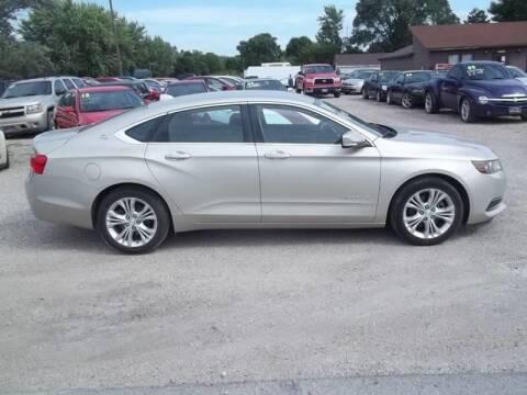 2014 Chevrolet Impala for sale at BRETT SPAULDING SALES in Onawa IA