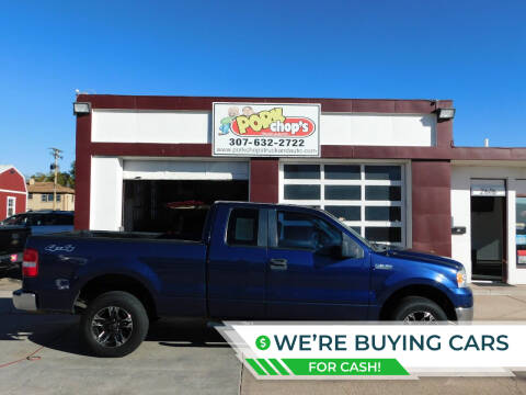 2008 Ford F-150 for sale at Pork Chops Truck and Auto in Cheyenne WY