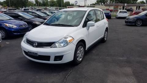 2012 Nissan Versa for sale at Nonstop Motors in Indianapolis IN