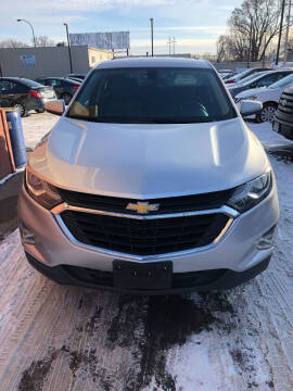 2018 Chevrolet Equinox for sale at Nice Cars Auto Inc in Minneapolis MN