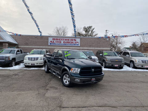 2011 RAM Ram Pickup 1500 for sale at Brothers Auto Group in Youngstown OH