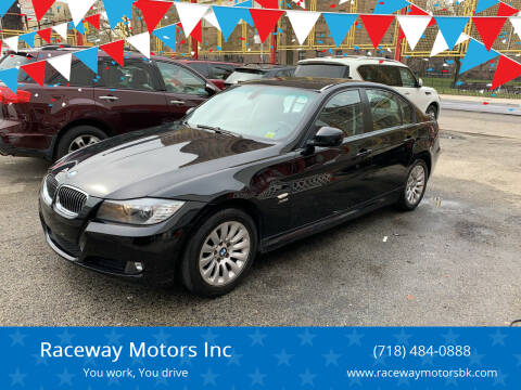 2009 BMW 3 Series for sale at Raceway Motors Inc in Brooklyn NY