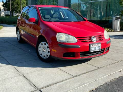 2008 Volkswagen Rabbit for sale at Top Motors in San Jose CA