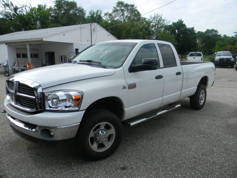 2008 Dodge Ram Pickup 3500 for sale at Sweets Motors in Valley Center KS