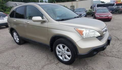2008 Honda CR-V for sale at Nile Auto in Columbus OH