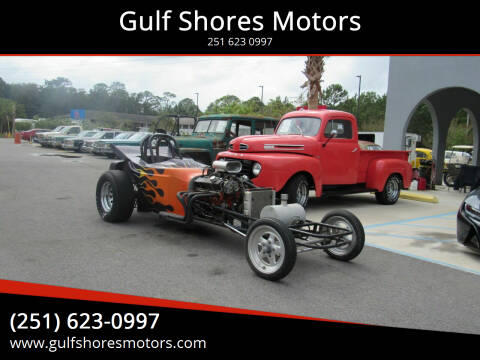 2000 Race Car T Bucket for sale at Gulf Shores Motors in Gulf Shores AL