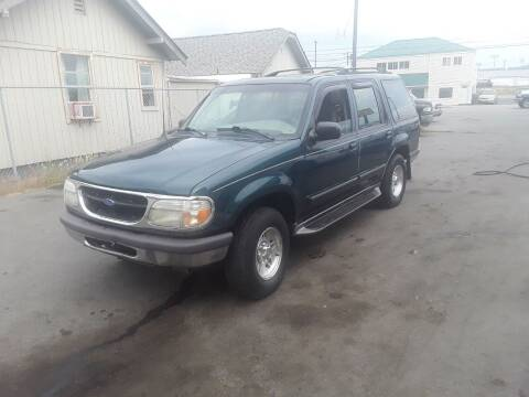 1997 Ford Explorer for sale at TTT Auto Sales in Spokane WA