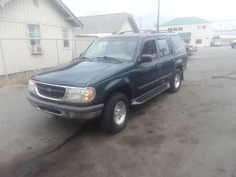 1997 Ford Explorer for sale at TTT Auto Sales in Spokane WA