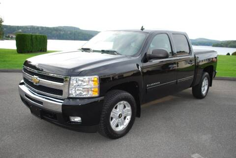 2011 Chevrolet Silverado 1500 for sale at New Milford Motors in New Milford CT