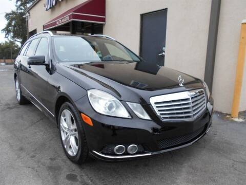 2011 Mercedes-Benz E-Class for sale at AutoStar Norcross in Norcross GA