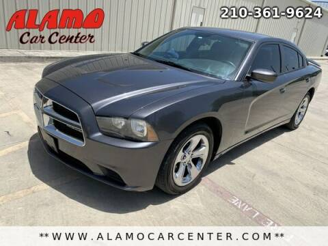 2014 Dodge Charger for sale at Alamo Car Center in San Antonio TX