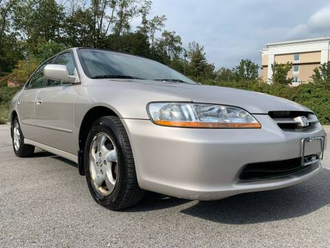 1999 Honda Accord for sale at Auto Warehouse in Poughkeepsie NY