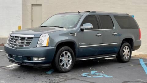 2008 Cadillac Escalade ESV for sale at Carland Auto Sales INC. in Portsmouth VA